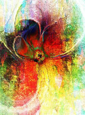 Framed Art Digital Art - Memories Of You by Amanda Moore