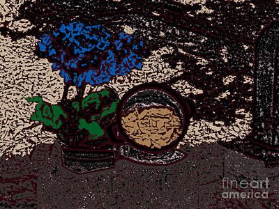 Digital Art - Memories Of You by Serena Ballard