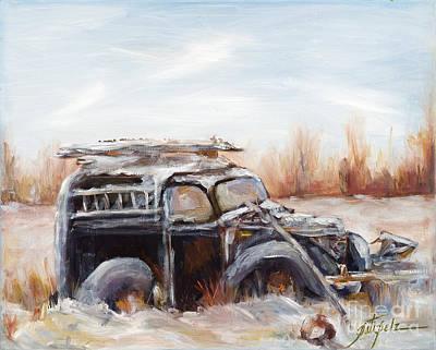 Painting - Memories... by Pati Pelz