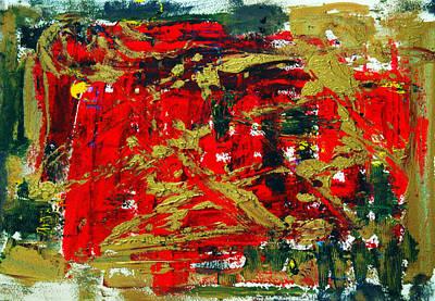 Painting - Memory Of China by Alexandra Jordankova