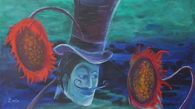 Mephisto Art Print by Christophe Ennis