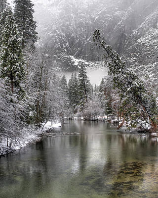 Merced River Photograph - Merced River by Jay Seeley