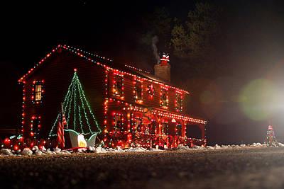 Photograph - Merry Christmas by Emanuel Tanjala
