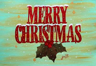 Merry Christmas Original