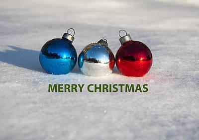 Moody Trees - Merry Christmas by Glenn Gordon