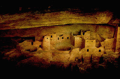 Photograph - Mesa Verde by Ellen Heaverlo