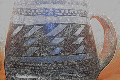 Anasazi Digital Art - Mesa Verdian Mug by David Lee Thompson