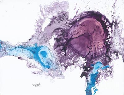 Metamorphosis 14 Art Print by David W Coffin