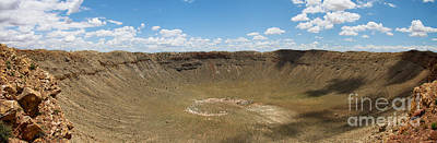 Photograph - Meteor Crater by Olivier Steiner
