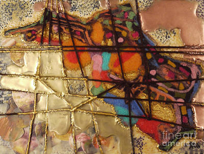 Beeswax Painting - Methodology by Heather Hennick