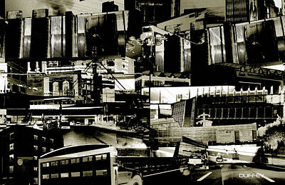 Photograph - Metropolis Kloten by Doug Duffey