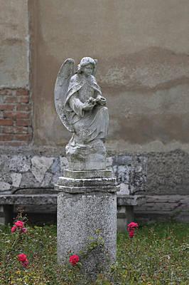 Photograph - Metropolitan Angel by Raffaella Lunelli