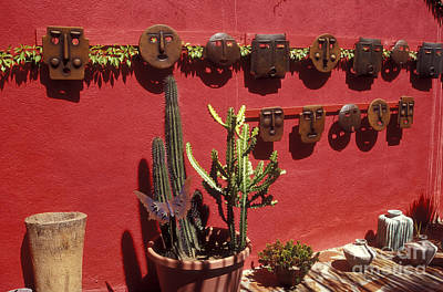 Photograph - Mexican Folk Art Todos Santos Baja by John  Mitchell