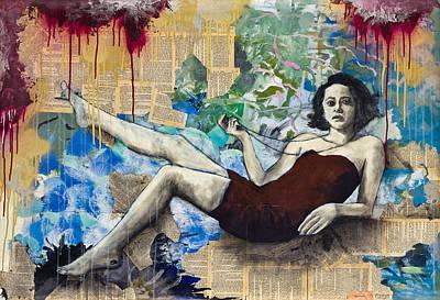Literature Mixed Media - Mia Isabella by Giorgio Russo