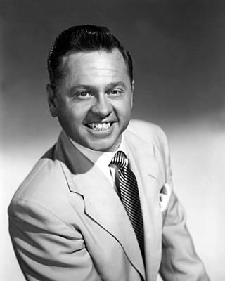 Publicity Shot Photograph - Mickey Rooney, Mgm, Ca. 1950 by Everett