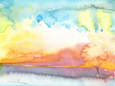 Midday Painting - Midday 26 by Miki De Goodaboom