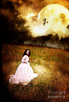 Bird Woman Falls Photograph - Midnight Escape by Stephanie Frey