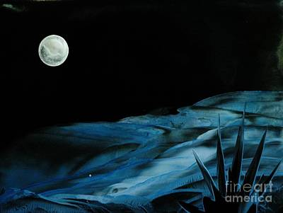 Painting - Midnight by Melinda Etzold