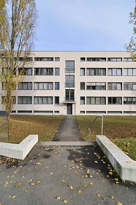 Photograph - Mies Van Der Rohe Building Stuttgart Weissenhof by Matthias Hauser
