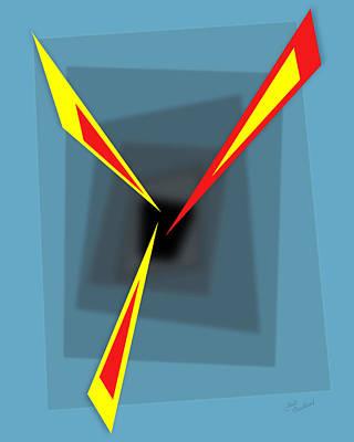 Headache Digital Art - Migraine by Judi Quelland