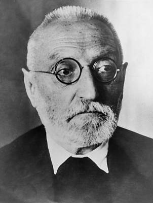 2008-2 Photograph - Miguel De Unamuno 1864-1936 Spanish by Everett