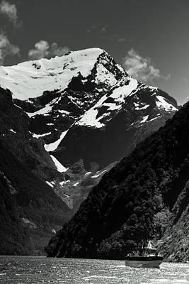 Photograph - Milford Sound 5 by Jonathan Hansen