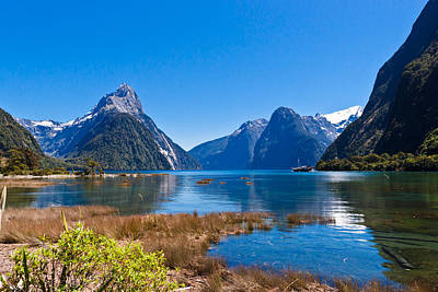 Photograph - Milford Sound by Graeme Knox