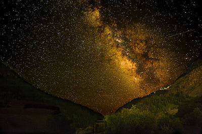 Photograph - Milky Way 4 by Melany Sarafis