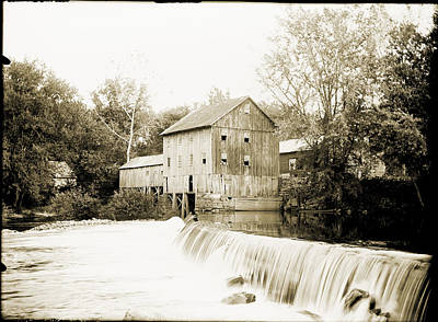 Mill Pond Dam Original