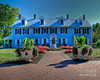 Photograph - Milton Hershey Homestead by Mark Dodd