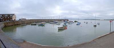 Photograph - Minehead Harbour by Ed Lukas