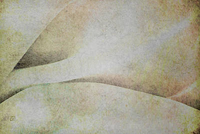 Minimal Abstract With Texture Art Print