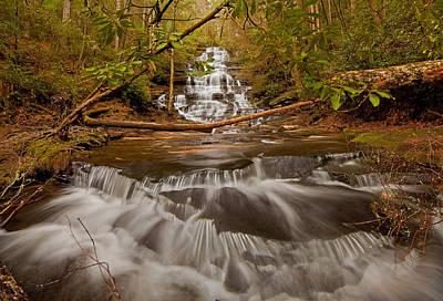 Minnehaha Falls Photograph - Minnehaha Falls Ga by Ulrich Burkhalter