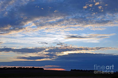 Photograph - Minnesota Sunset 1 by Cassie Marie Photography