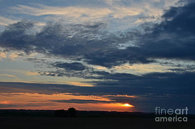Photograph - Minnesota Sunset 5 by Cassie Marie Photography