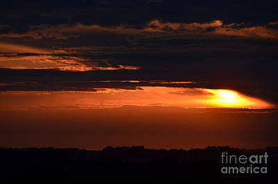 Photograph - Minnesota Sunset 6 by Cassie Marie Photography