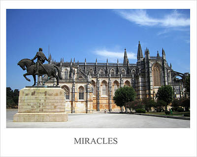 Photograph - Miracles Motivational by John Shiron