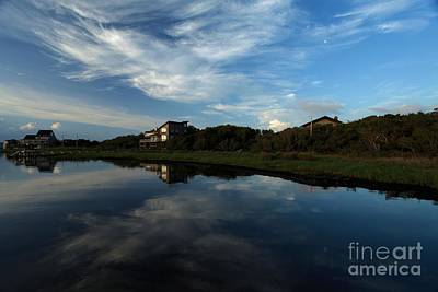 Photograph - Mirror At Theshore by Adam Jewell