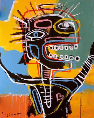 Painting - Misfit by Jeff Hughart