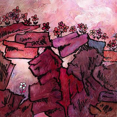 Misfits Digital Art - Misfit by Rachel Christine Nowicki