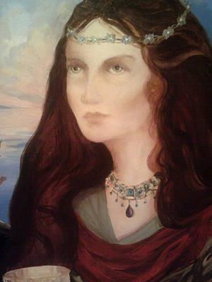 Paul Morgan Painting - Missing You by Paul Morgan
