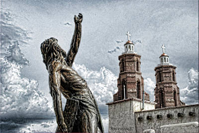 Mission At San Luis Art Print