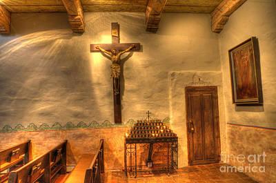 Photograph - Mission San Diego De Alcala by Bob Christopher