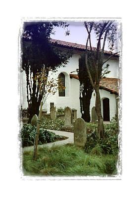 Dolores Digital Art - Mission San Francisco De Asis - II by Ken Evans