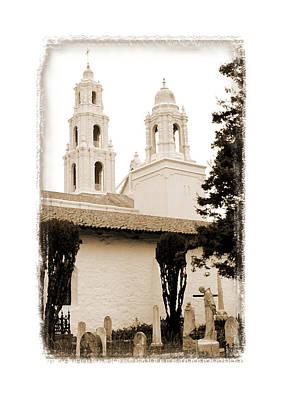 Dolores Digital Art - Mission San Francisco De Asis - IIi by Ken Evans