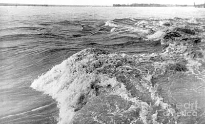 Mississippi River, Spring Flood, 1903 Art Print by Science Source