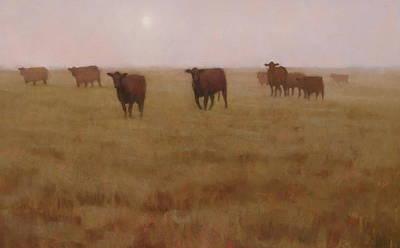 Missouri Morn Art Print by Brian Freeman