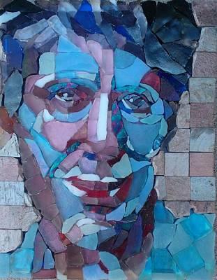 Mitch Brookman Glass Art - Mitch Brookman by Mitch Brookman
