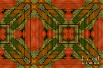 Etc. Digital Art - Mixed Veggies by Donna Bentley