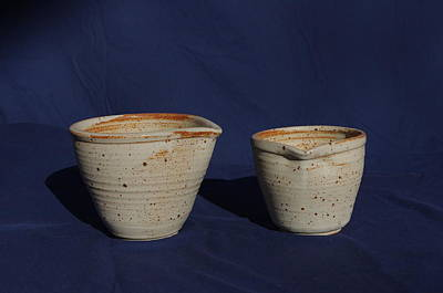 Ceramic Art - Mixing Bowls by Rick Ahlvers